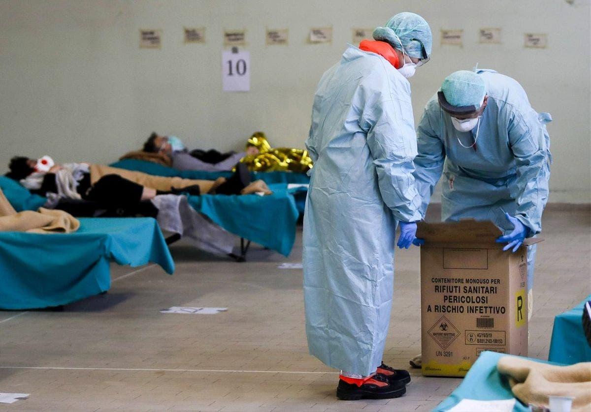 Italia confirma once trombos, cuatro mortales, en nueve millones de vacunados