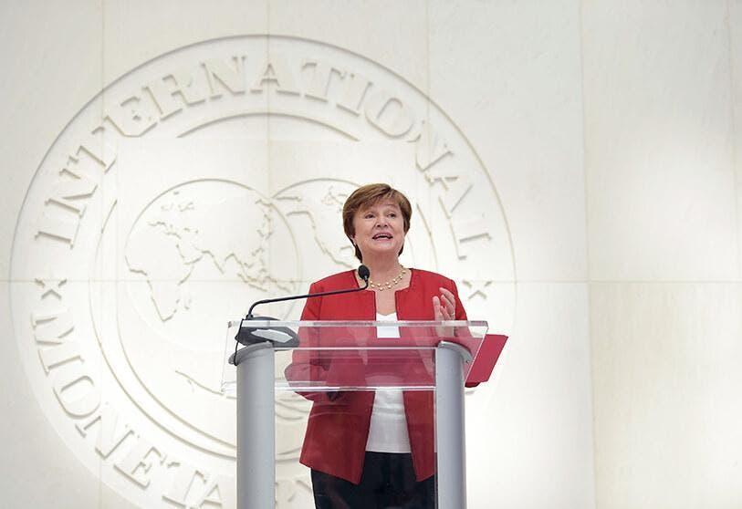 FMI renueva un alivio de deuda para Haití y otros 27 países por la covid-19
