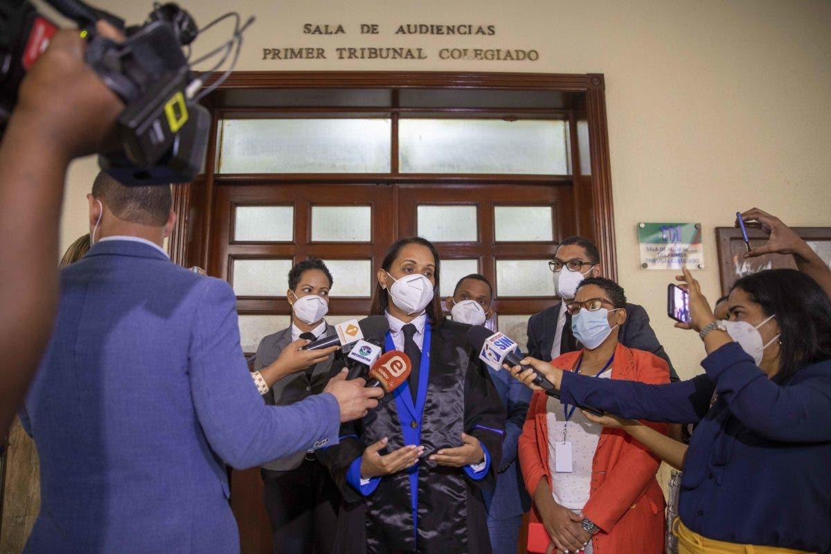 Ministerio Público destaca legalidad de pruebas relativas a delaciones premiadas en juicio Odebrecht