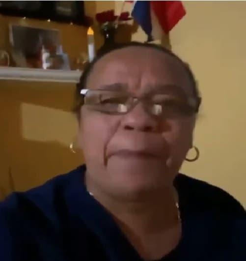 Madre de teniente coronel asesinado a Luis Abinader: «¿Y mi hijo, era indio?»