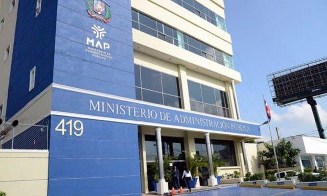 Ministerio de Administración Pública lanzará este domingo el programa MAP TV