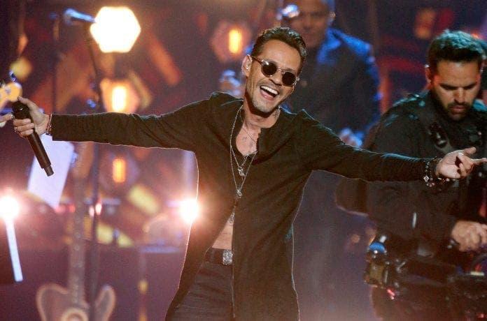 Marc Anthony cumplió: Así fue su concierto gratis en YouTube