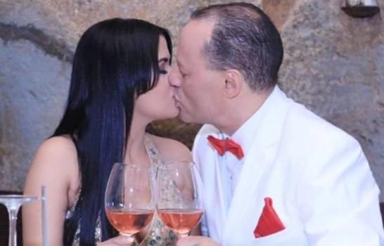 Franklin Mirabal y su novia se mudarán juntos
