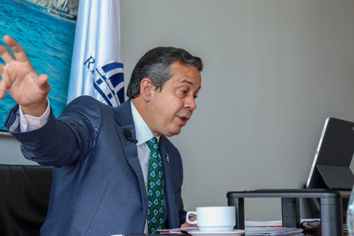 Jorge Mera insta impulsar una economía «más sostenible» para enfrentar retos medioambientales
