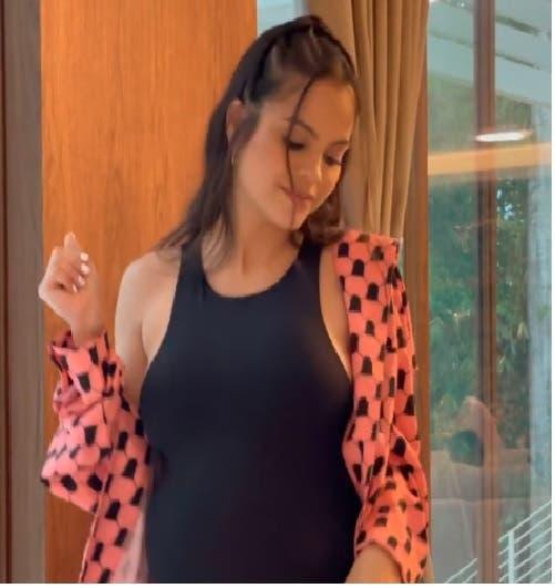 Natti Natasha publica video bailando: «Me canso rápido»
