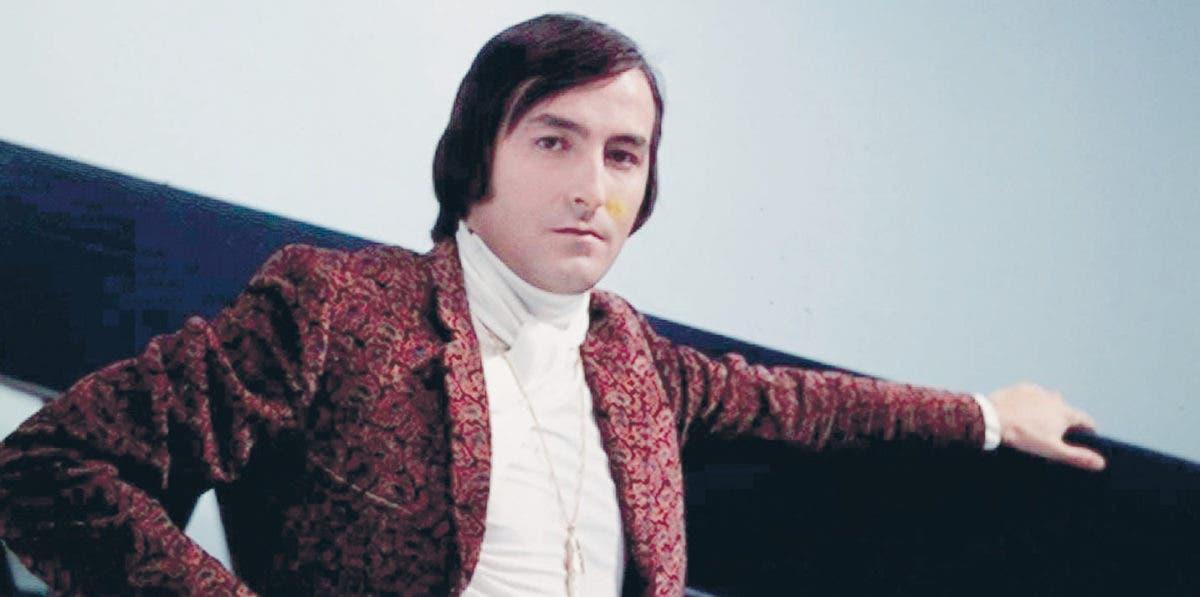 Nino Bravo un clásico que no caduca a 48 años de su muerte