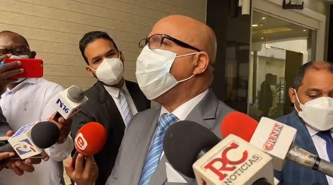 Video: Lo que dijo hoy Alfredo Pacheco sobre el Código Penal y elección del Defensor del Pueblo