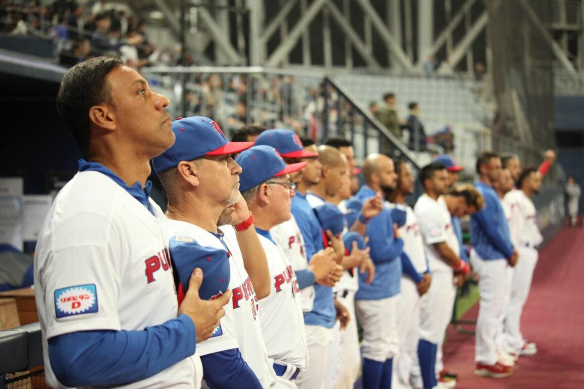 Puerto Rico desiste de participar en la Copa del Caribe de Béisbol
