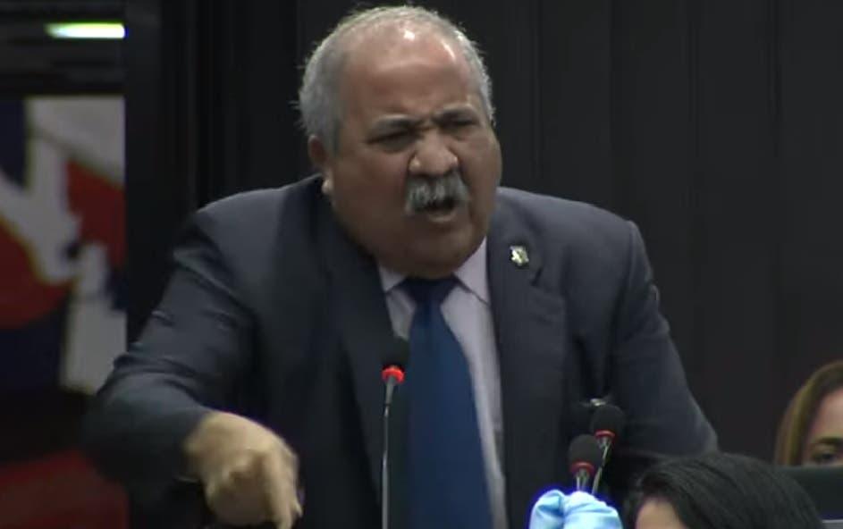 Diputado del PRM, Tonty Rutinel, pide destitución del director de la Policía