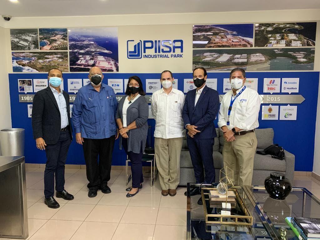 INTEC y empresas del Parque Industrial PIISA estrechan colaboración