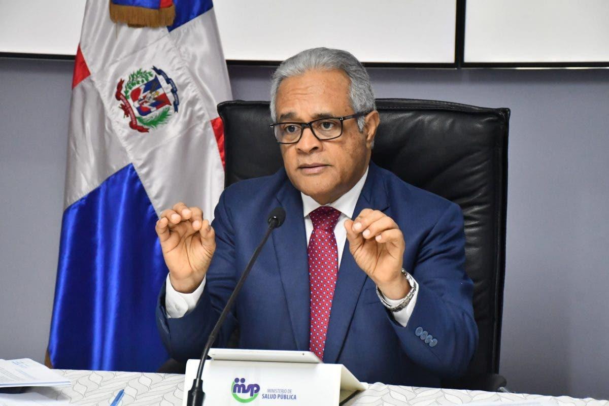 Rafael Sánchez cree Gobierno debe enfocarse más en aplicar segunda dosis contra COVID