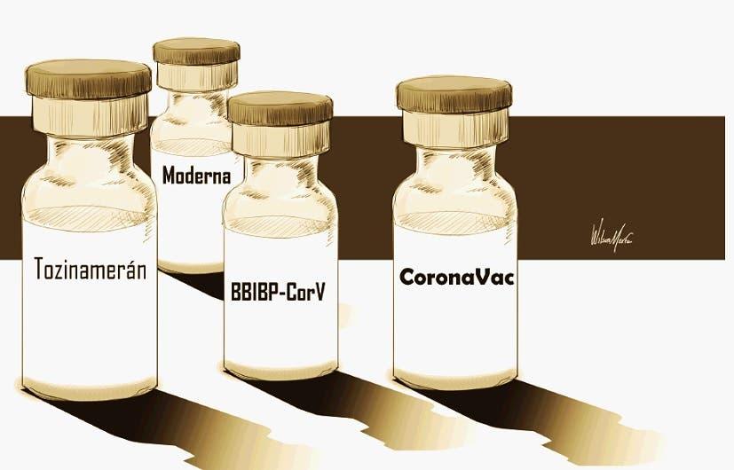 Sigue la escasez de vacunas