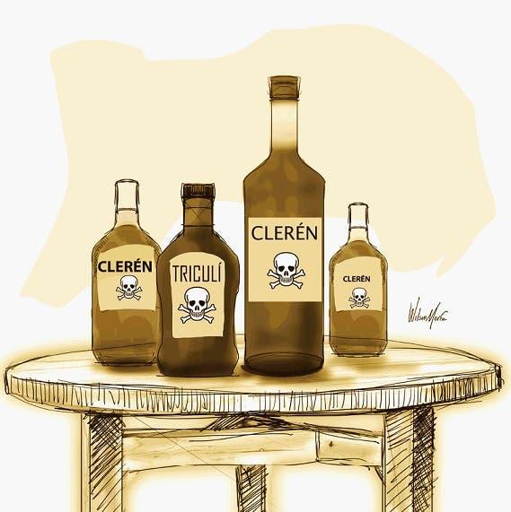 Metanol: bebida mortal