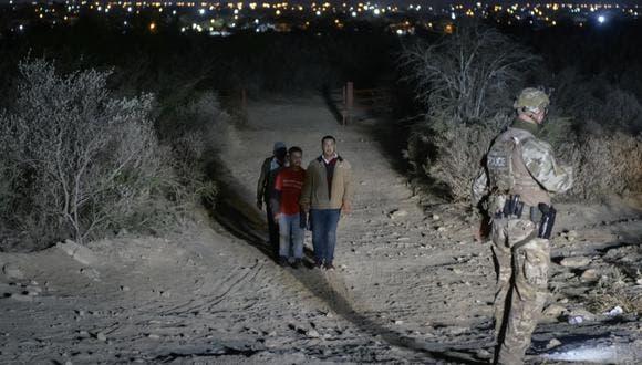 Arrestos de migrantes en frontera de EEUU llegan a su mayor nivel en 20 años