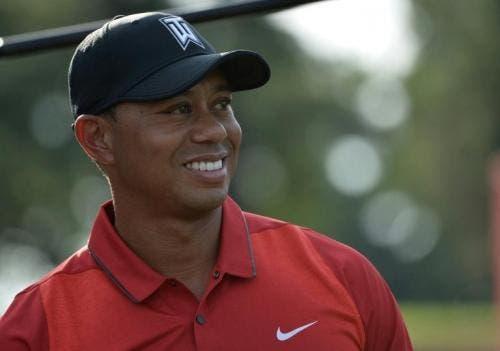 La primera foto de Tiger Woods tras accidente de tránsito