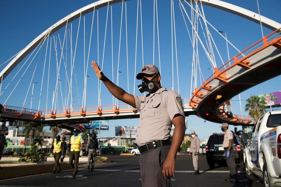 Luis Abinader: Toque de queda en Gran Santo Domingo será por dos semanas
