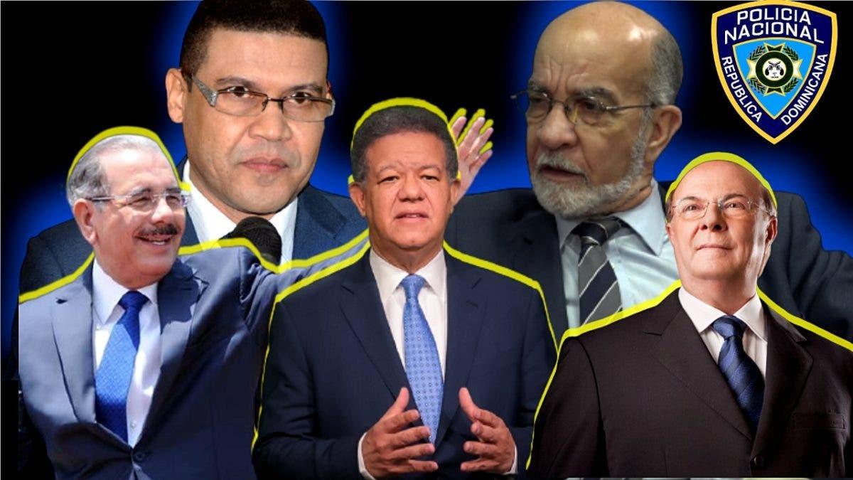 Comisión de reforma policial ¿otro cuento chino?