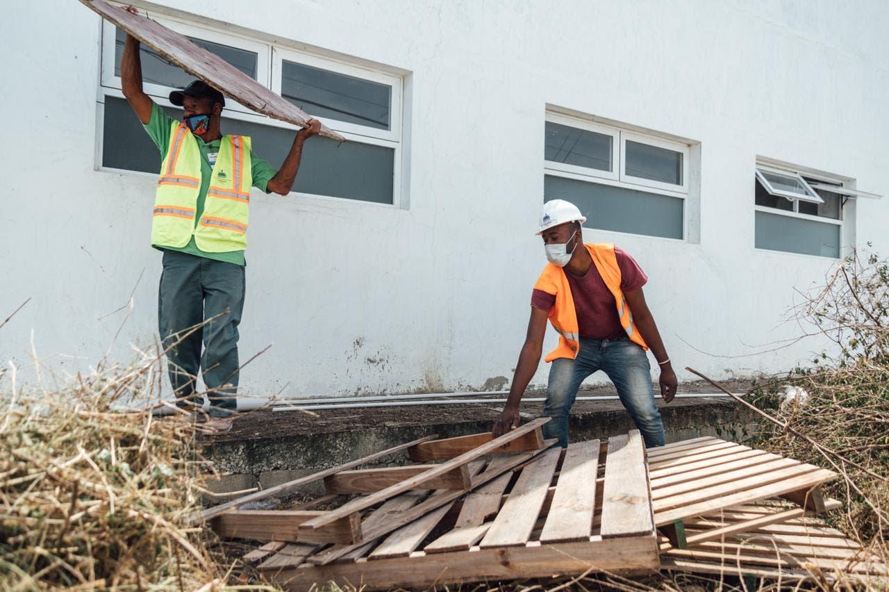 INVI retoma construcción del  Centro de Diagnóstico y Atención Primaria Los Salados