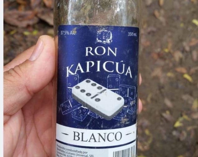 Kapicúa pide al Gobierno dar con responsables de adulterar bebidas alcohólicas