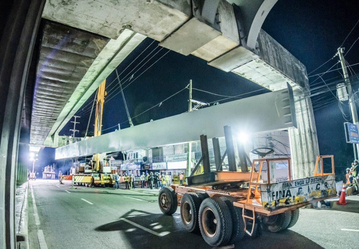 OPRET agiliza trabajos de ampliación de estaciones del Metro