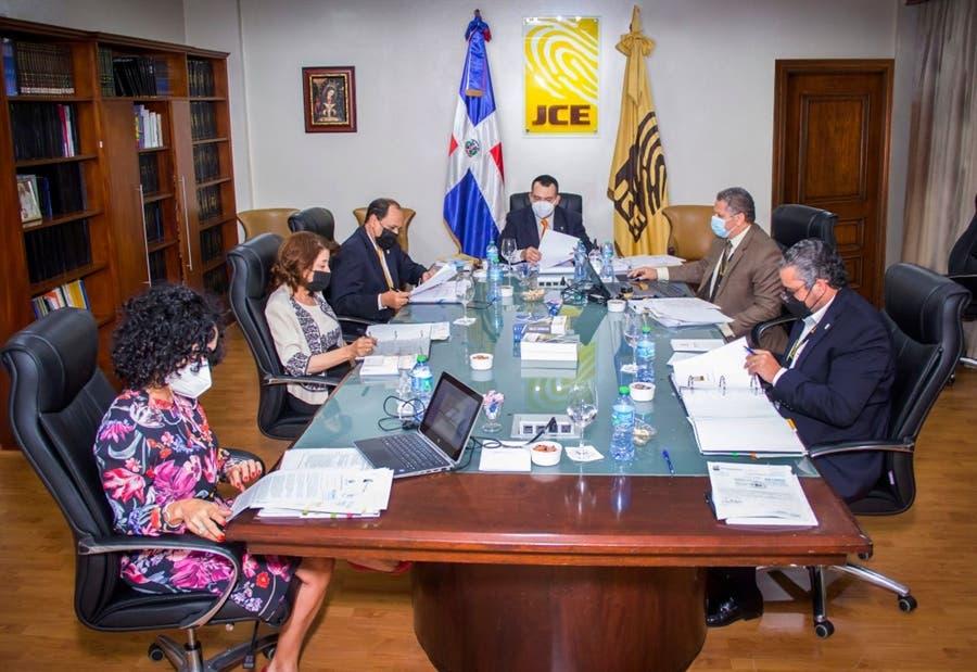 JCE pone nueva fecha a consulta con partidos para designación o ratificación de funcionarios