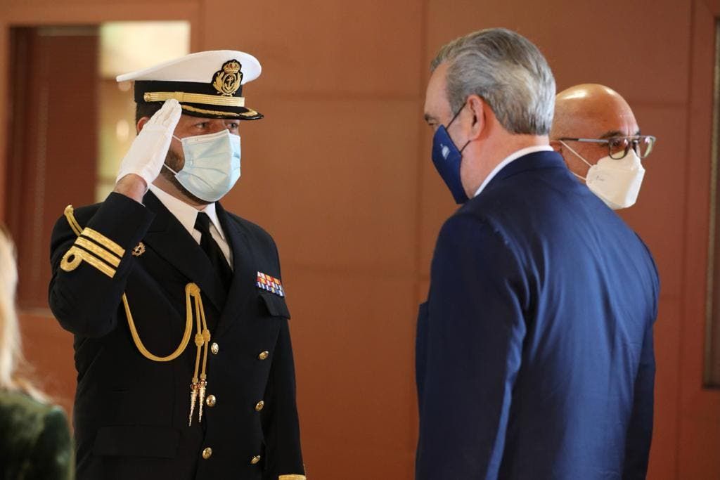 Presidente Abinader llega a España; participará en la Cumbre Iberoamericana