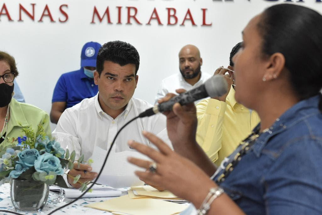 Inapa garantiza agua potable y saneamiento en provincias Hermanas Mirabal y Duarte