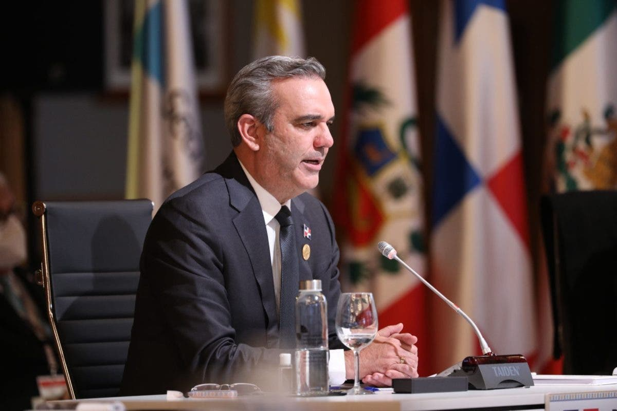 Andorra: Abinader dice urge modelo de desarrollo con distribución más justa de la riqueza del mundo