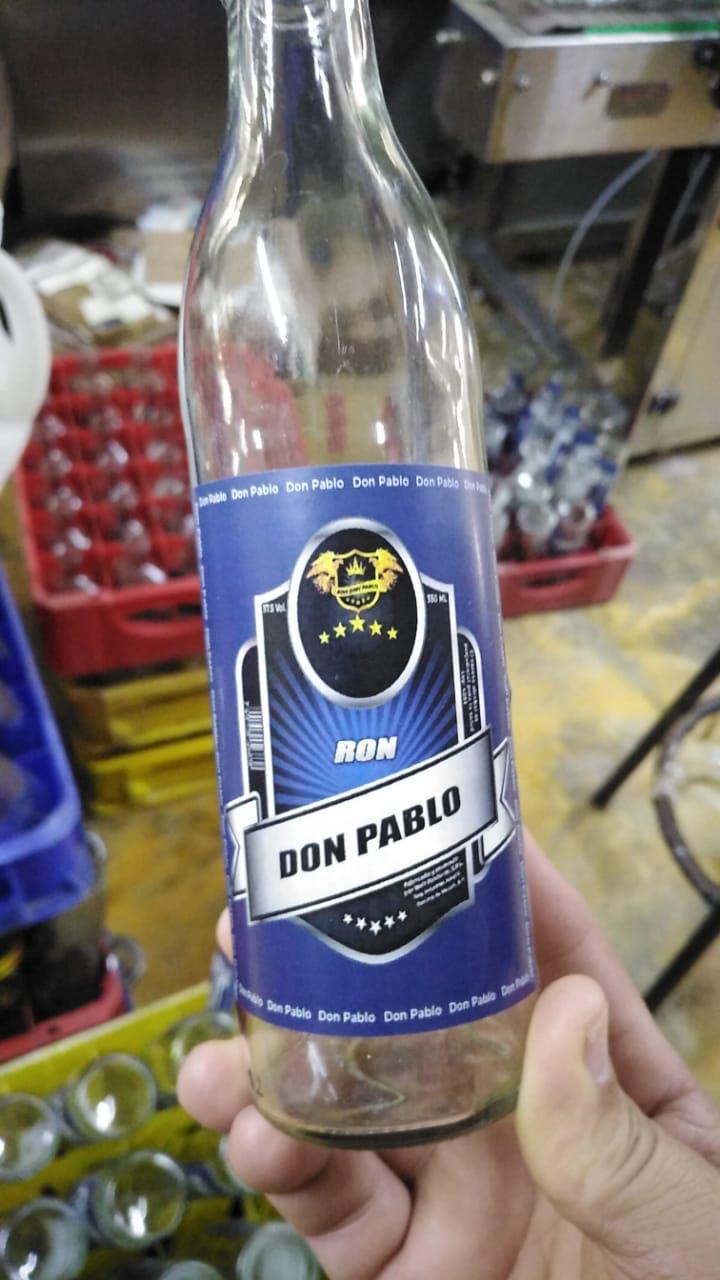 Desmantelan laboratorio clandestino fabricaba bebidas alcohólicas adulteradas en SFM