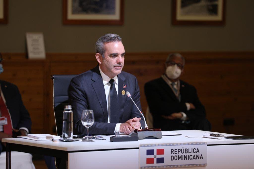 Abinader pide a comunidad internacional aunar esfuerzos para solucionar desafíos por la pandemia