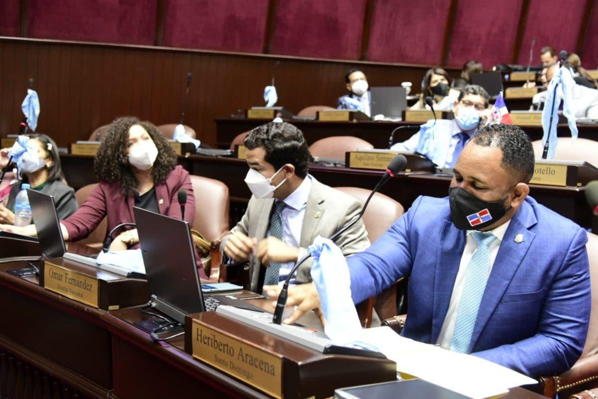 Diputados avanzan debates del Código Penal de la República Dominicana