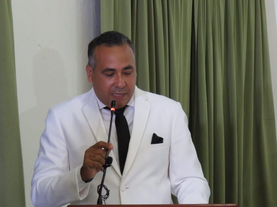 Manuel Pantalio: «convertimos el ayuntamiento de Bayaguana una institución solidaria»