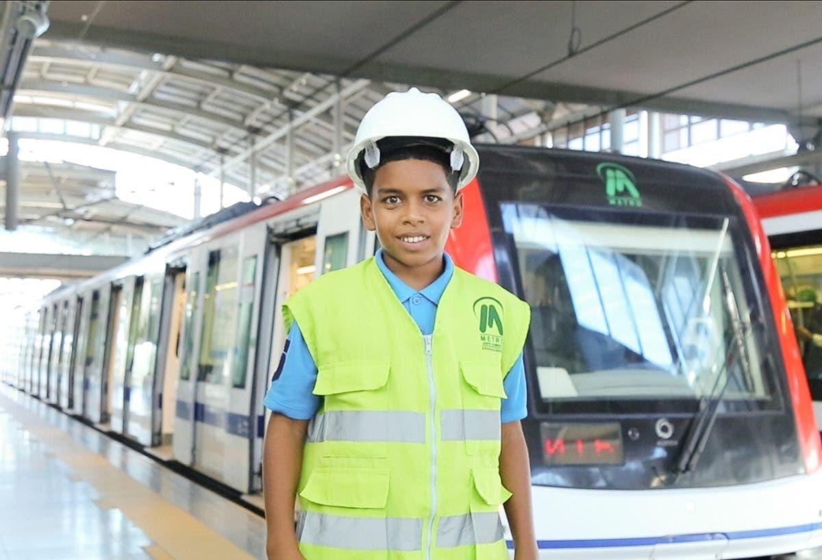 Wesley Ramírez, el joven que quiere ser ingeniero eléctrico y fue director de la OPRET por un día