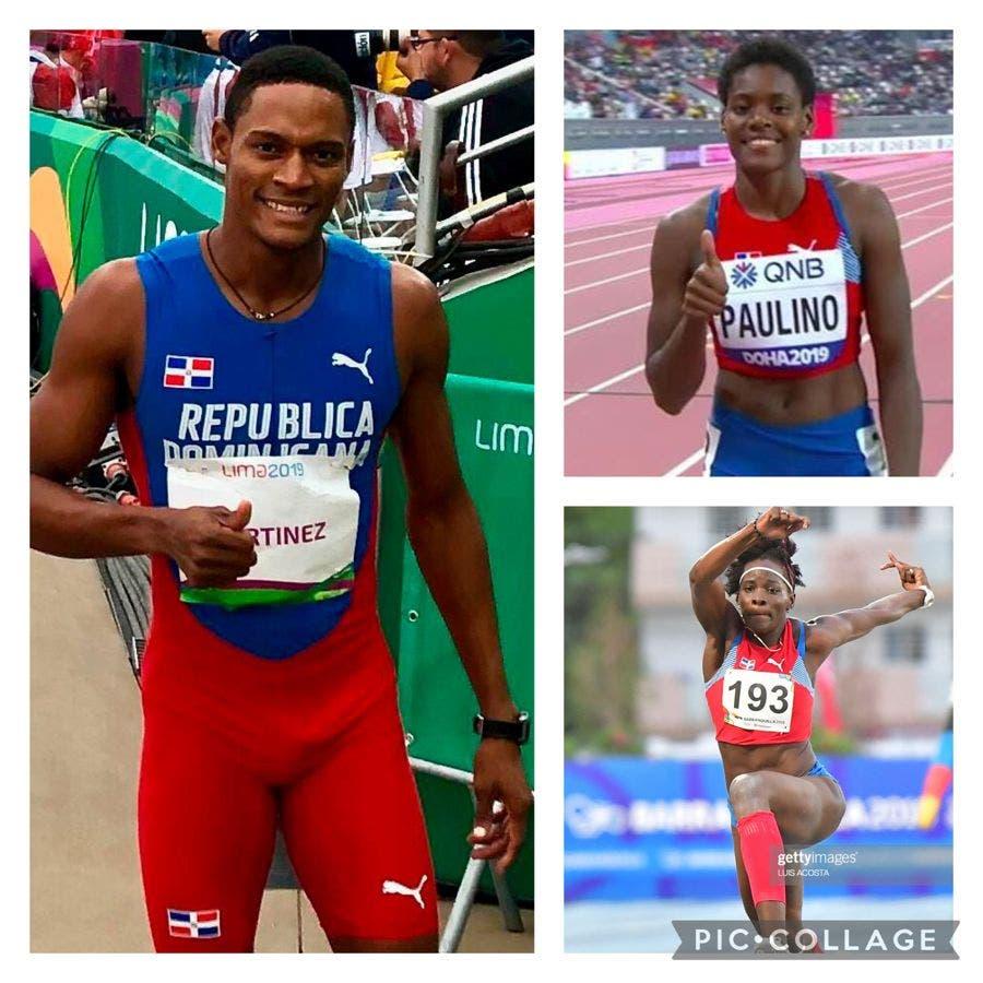 Atletismo de República Dominicana  conquista 6 medallas de oro en Colombia