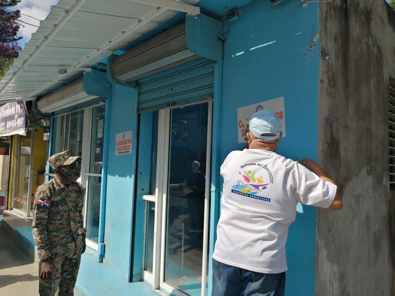 Salud Pública cierra plantas procesadoras de agua y hielo en Haina