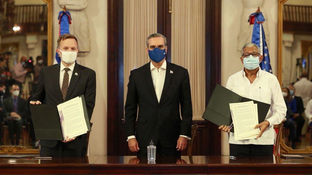 Estados Unidos elogia Gobierno de Abinader por impulsar cambios en transparencia