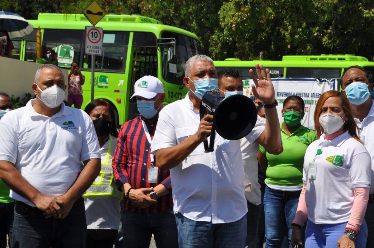 OMSA clausura primera feria de la seguridad y de la salud; realizan más de 400 consultas de manera gratuita