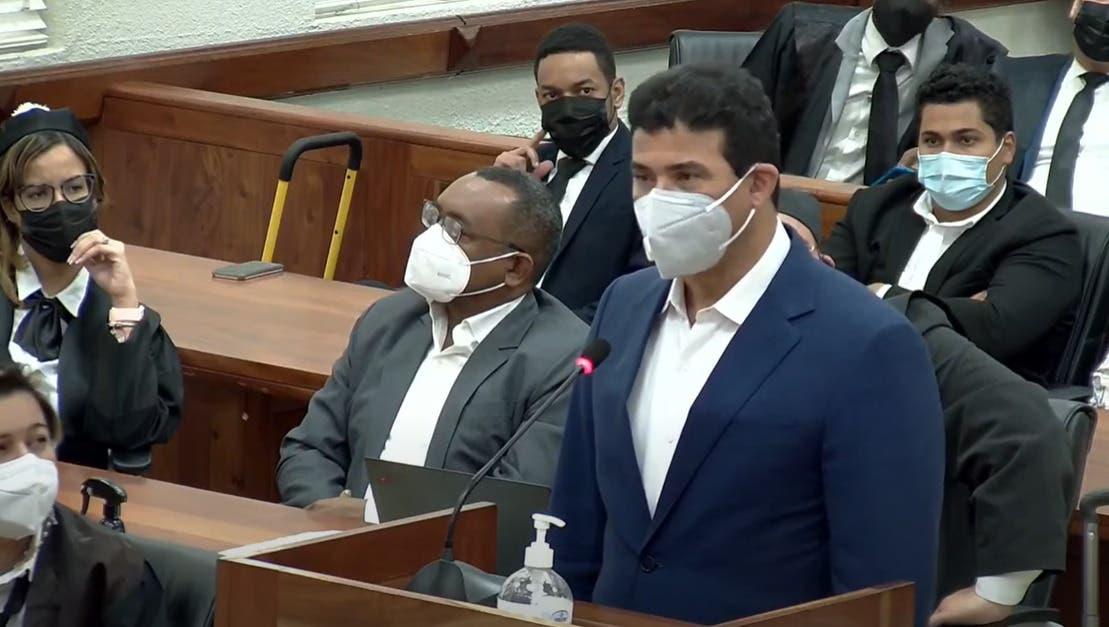 Operación Coral | General Adán Cáceres dice MP presenta una verdad retorcida en su contra