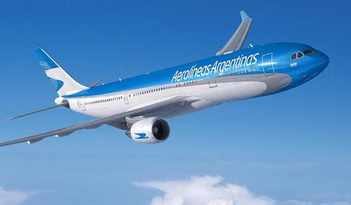 Aerolíneas Argentinas suspenden vuelos a Punta Cana