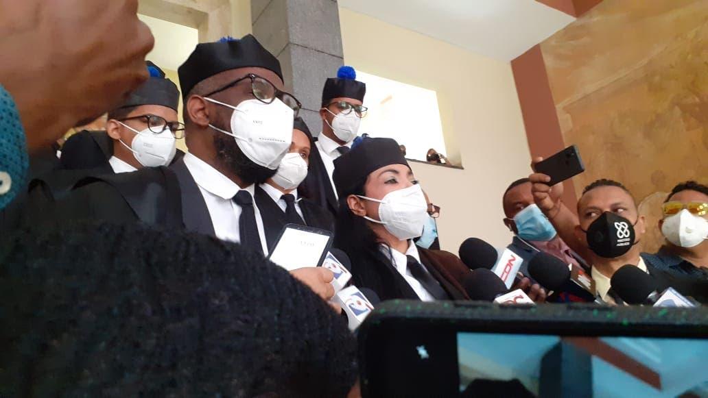 Operación Coral | Yeni Berenice: «Recusación es el último recurso de un abogado que está perdido»