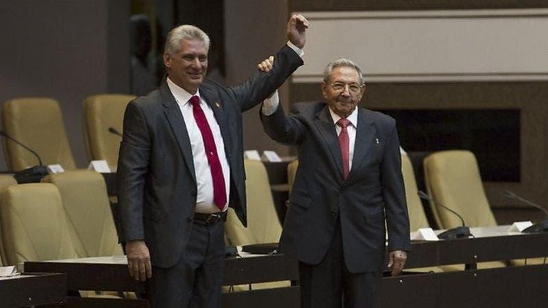 Presidente Díaz-Canel, elegido líder del Partido Comunista de Cuba en reemplazo de Castro