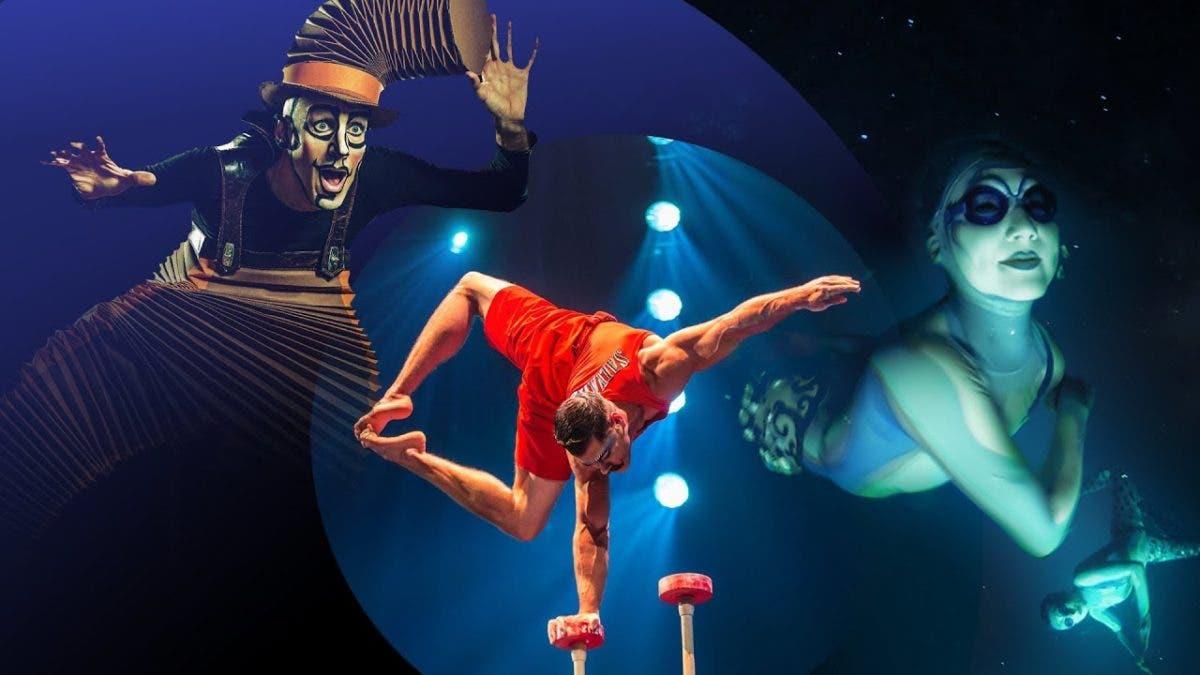 Cirque du  Soleil se presentará en Punta Cana