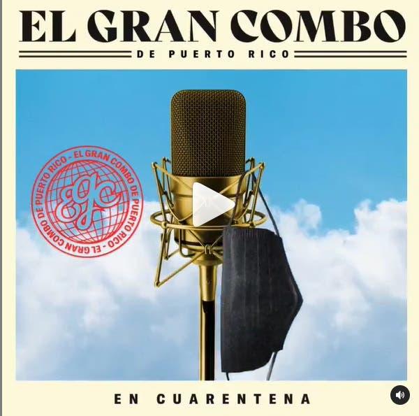 Gran Combo de Puerto Rico saca disco bajo sello que representa a Bad Bunny