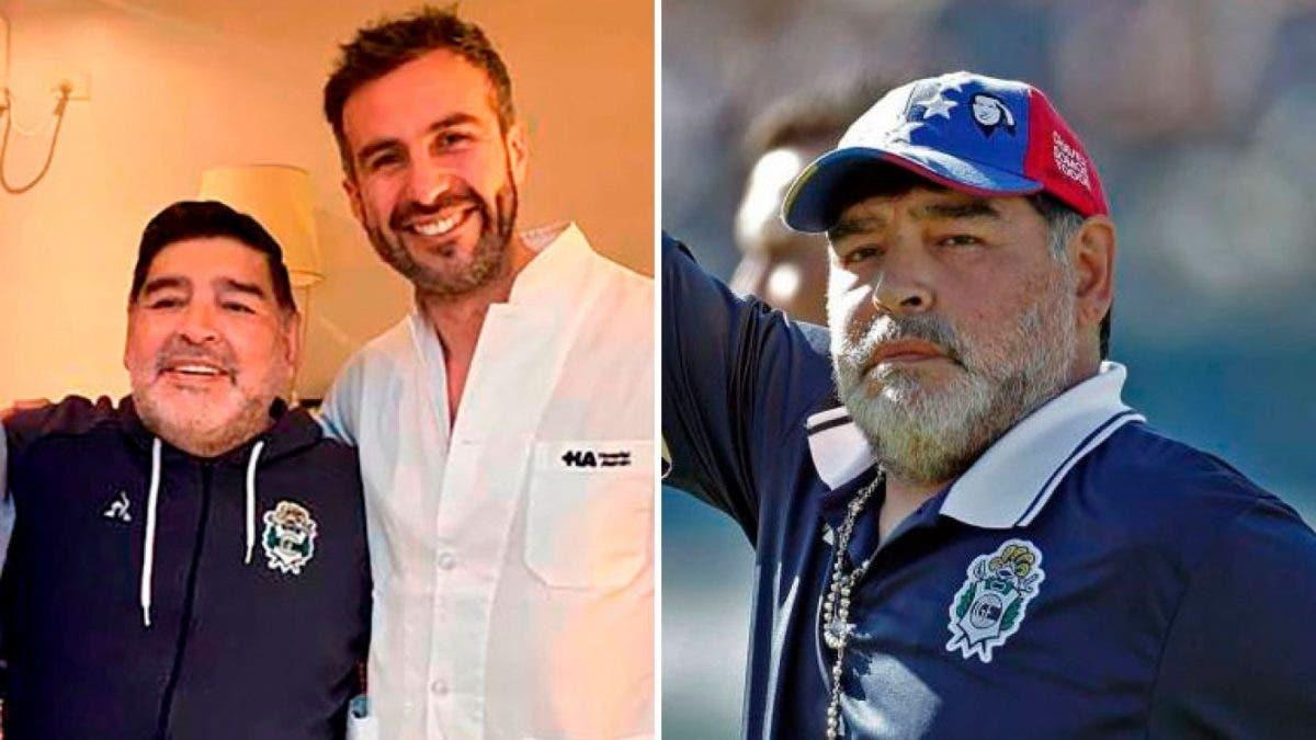Informe concluye que Maradona tuvo cuidados médicos deficientes e inadecuados