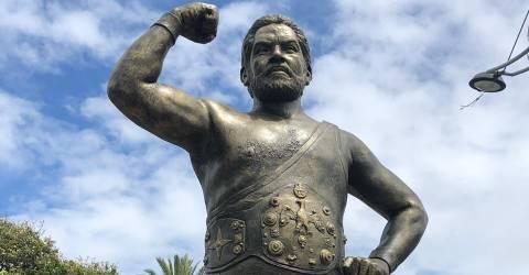 Someten proyecto de ley para agregar nombre «Memorial Jack Veneno» al Parque Eugenio María de Hostos