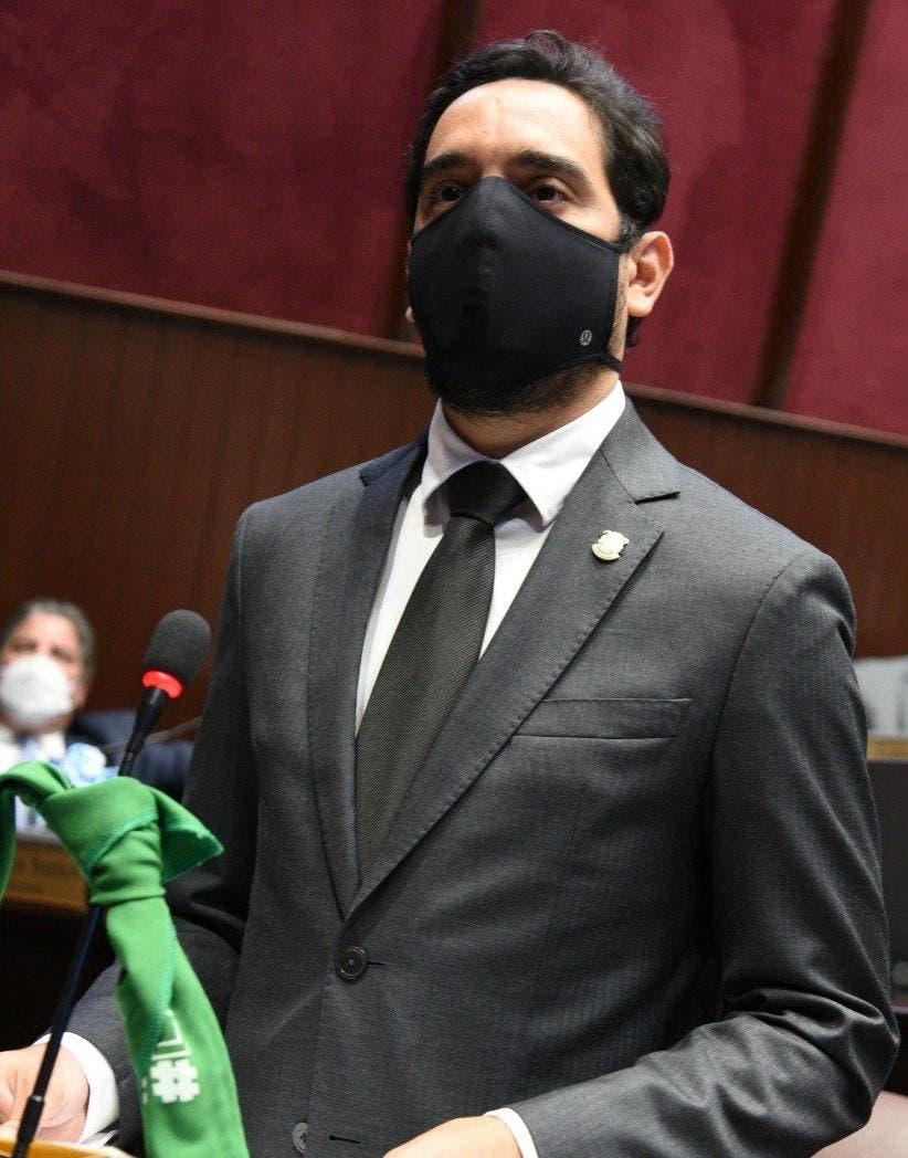 José Horacio Rodríguez pide voto favorable a su informe disidente para incluir causales