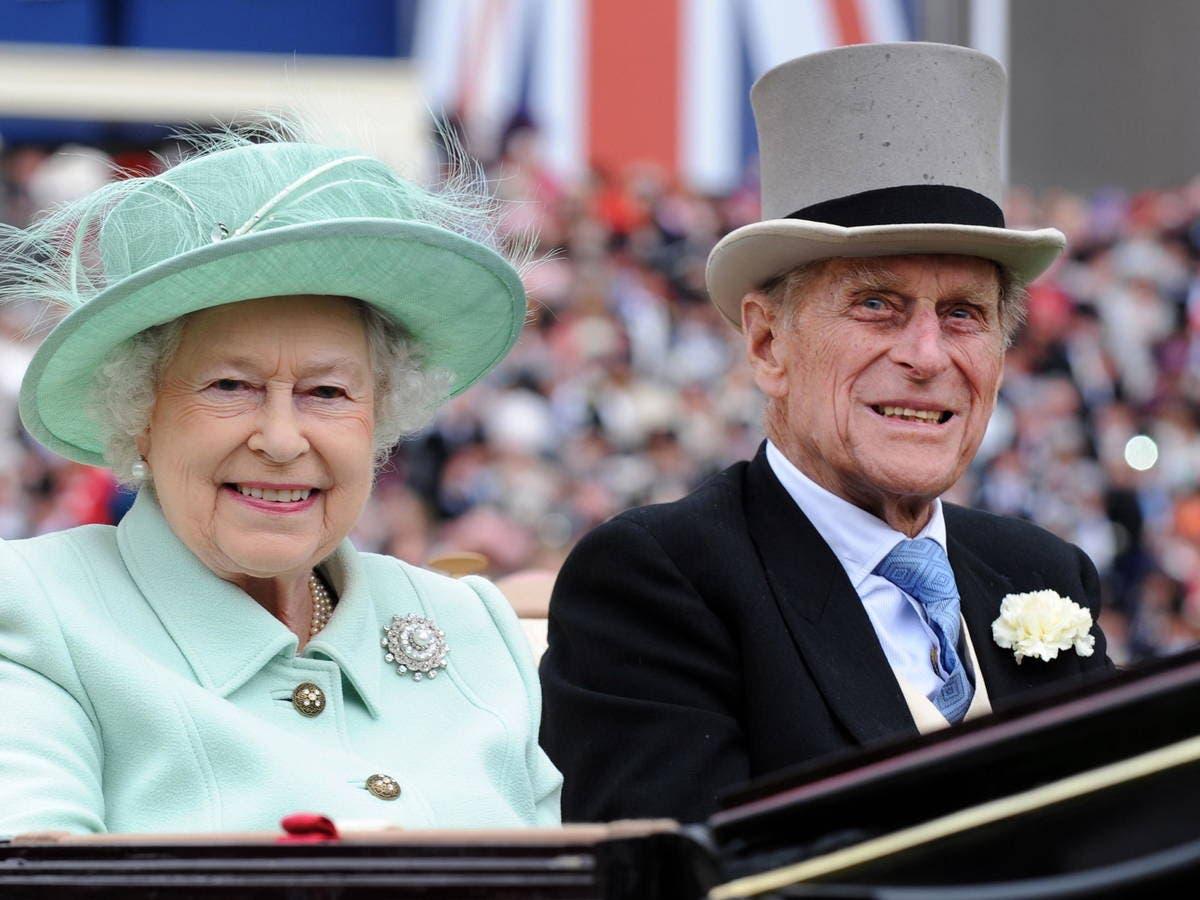El duque de Edimburgo, el ancla de Isabel II