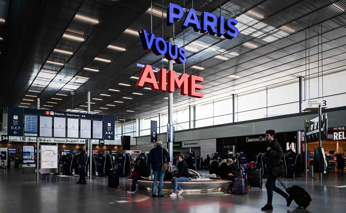 Multas de 1.500 euros en Francia para hacer cumplir cuarentenas de viajeros
