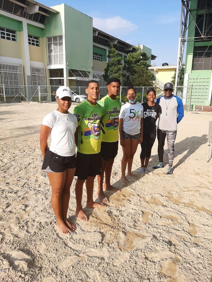 Preselecciones inician preparación para Clasificatorio Continental de Voleibol de Playa U-23