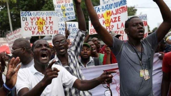 Haití aplaza el referéndum constitucional por repunte COVID-19